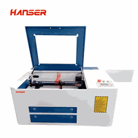 4030 H Co2 laser cutting and engraving machine for non-metal