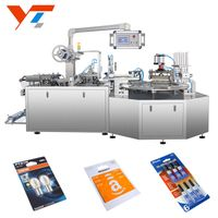 CE Approved Automatic Blister Packing Machine