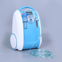 Continuous Flow Portable Oxygen Concentrator For The Elderly thumbnail image