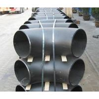 90 Degree Seamless/Butt Welded Pipe Fitting Carbon Steel Elbow thumbnail image
