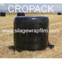 silage wrap - CROPACK 750- black color