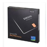"SSD Brand New SAMSUNG 850 Pro Series 256GB Cache 2.5"" 7mm Slim Fast SATA3 Solid State Drive 10 Year"