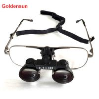 2.5x binocular magnifying glasses optical magnifier thumbnail image
