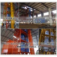 Heat-insulated Mortar Vitrification Microsphere Expansion Furnace