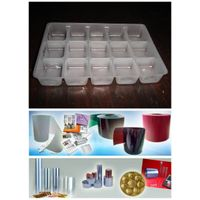 hot selling food grade colorful rigid pp film for packing