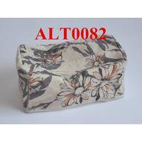 Linen cover of tissue box