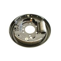 """9"""" x 1-3/4"""" Trailer Hydraulic Riveted Brake Assembly"""