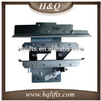 HQ Elevator Door Skate Vane and Elevator Door Knife
