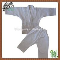 Bamboo cotton Judo Uniforms thumbnail image