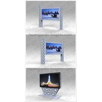 Hollow shape LCD digital signage thumbnail image