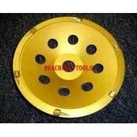 PCD tools-PCD Cup Wheel&Single Row Cup Grinding Wheel&Diamond Grinding Wheel thumbnail image