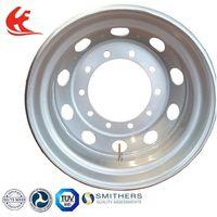 22.5x8.25 Truck Steel Wheel Rim for Tyres 11r22.5