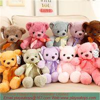 Teddy bear doll the best min plush toy girl doll gift DS-TD001
