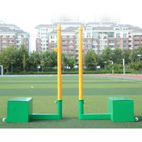 Movable Adjustable Lift Portable Volleyball Post/Volleyball Pillar /Volleyball Pole thumbnail image