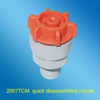 Quick disassembled Plastic Nozzle thumbnail image