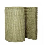 Rock Wool Blanket With Wire Mesh thumbnail image
