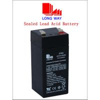 4V4ah Lead Acid Battery Manufacturer AGM Battery for Toys