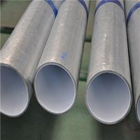 Inner PE Lining and Outer Galvanized Steel Pipe for Water Transfer thumbnail image