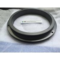 Silicon carbide mechanical seals