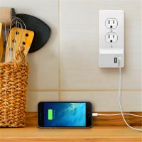 Wal-mart VG-200A USB charging wall plate with competitive price