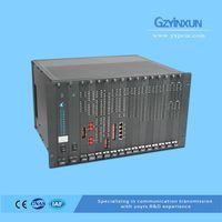 420 way telephone optical transceiver-zmux-3300 bt420