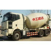 Concrete Mixer Truck thumbnail image