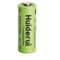 Huiderui Battery CR17450 3.0V 2400mAh