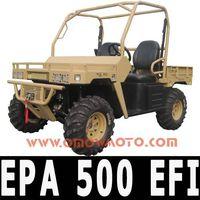 EPA 500cc CVT 4x4 Hunt UTV thumbnail image