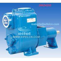 Centrifugal Sewage Pump (self-primming pump)