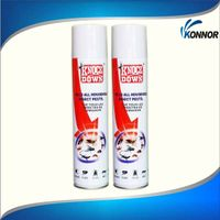 hot sale 400ml high quality mosquito and cockroach repellent spray,oil based insecticide killer spra