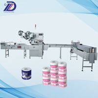 Single roll toilet paper packaging machine Toilet Paper Packaging Machine