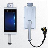 face recognition temperature measure terminal thumbnail image