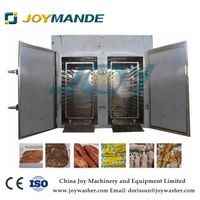 High quality Vegetable Fruit Meat Food Dehydrating machine Dehydrator machine thumbnail image