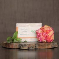ORGANIC APRICOT  VEGETABLE SOAP