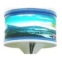 flexible led display outdoor P6 led screen for advertising thumbnail image