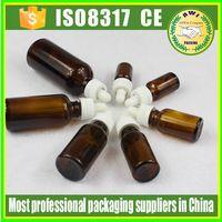essential oil child resistant dropper glass bottle thumbnail image