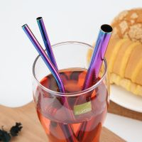 FDA approved Eco friendly Stainless steel 304 Drinking straw