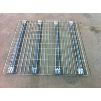 Steel welded wire mesh panel