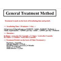 Aesthetics / ( Dermatology UVB Light Lamp like Excimer Laser Effect ) thumbnail image