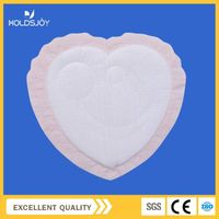 Heart-shape Hot -sale Disposable Breast pads