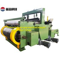 0.55mm 20mesh 1600mm width SS Wire Mesh Weaving Machine