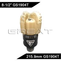 GREAT GS1904TC Steel Body PDC Drill Bit