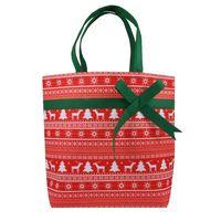 Felt Gift Bag for Xmas