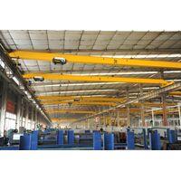 Small Workshop Indoor Low Headroom Overhead EOT Crane Manufacturer