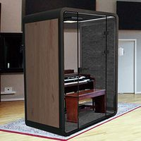 Acoustic Soundproof Booth for Drums Training/Drums Set Room/Drums Set Booth