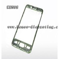 Smart phone case zamak die casting parts