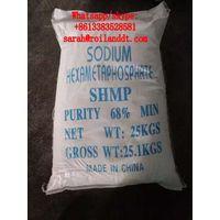 factory supply Sodium Hexametaphosphate/SHMP CAS NO.10124-56-8 thumbnail image