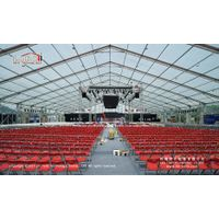 5000 People Big Clear Tent for Parties and Events