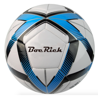 Promotional laminated PU PVC Rubber soccer ball