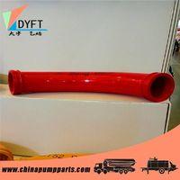 concrete pump delivery elbow thumbnail image